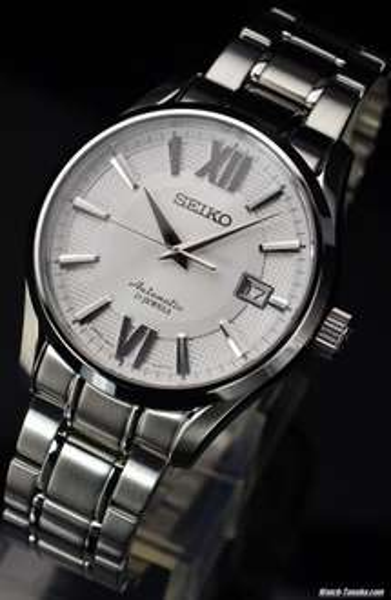 [Amazon] Seiko Herren-Armbanduhr XL Automatik SARX 001 Saphirglas, 50h Gangreserve,