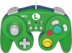 [Amazon.fr] Hori Wii U Super Smash Bros. Controller (Luigi)