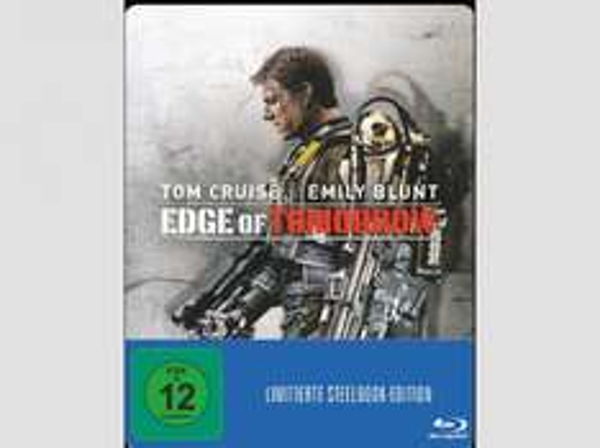 MediaMarkt Edge of Tomorrow Blu Ray Steelbook Edition und Andere 9.90€