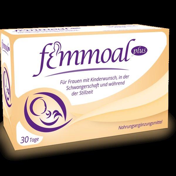Femmoal Plus für Schwangere, ab 17,95 € auf Groupon.de