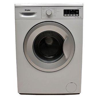 [NBB] Haier HWS50-10F2S Slimline Weiß Waschvollautomat, A+, 5kg, 1000U/min für 229€ = 22% Ersparnis
