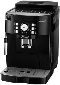[Saturn] DELONGHI Magnifica S ECAM 21.116.B (Espressomaschine / Kaffeevollautomat, 1.8 Liter Wassertank, 15 bar, Kegelmahlwerk) für 299€ = 30% Ersparnis (- 5€ NL - 3% Qipu + 1kg Lavazza)