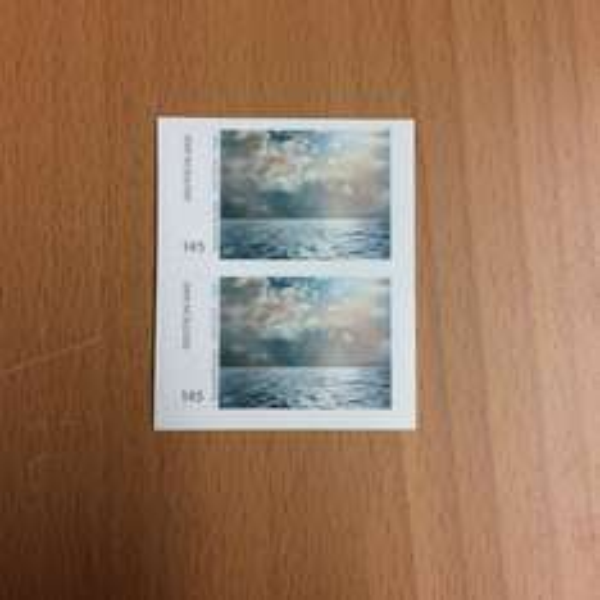 2 Stück Briefmarken 1,45 Euro für 1,99€ @ebay