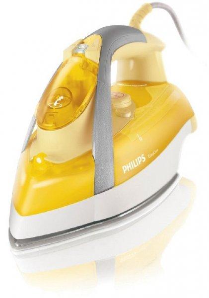 [Blitzangebot] Philips GC3335/02 Elegance Dampfbügeleisen (SteamGlide-Bügelsohle, 120g Dampfstoß) in gelb für 33€ @Amazon