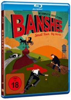 [Blu-ray] Serien (Banshee, Boardwalk Empire, Supernatural...), 3D-Filme und Klassiker (Exorzist, Fright Night, The Wanderers...) @ Alphamovies
