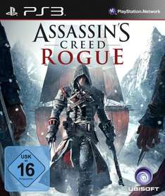 @Amazon Blitzangebote: Assassin's Creed Rogue (Playstation 3 & XBox 360) für 29,97€