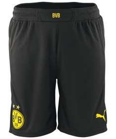 PUMA Herren Hose BVB Replica HOME/AWAY Shorts 2014/15 (Amazon/Prime)und(Sport-1a)