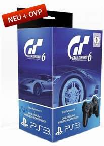 Gran Turismo 6 [Neu inkl. DualShock 3 Controller und Originalverpackung] - 43,98€ - rebuy.de [Qipu - 2%]