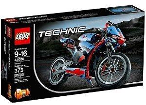 [Baby-Markt.de] LEGO® Technic - Straßenmotorrad 42036 nur 22,99€ (Paypal erforderlich!)