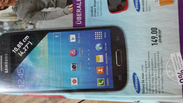 """Samsung galaxy s4 Mini  """"I9195"""""""