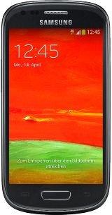 Samsung Galaxy S3 mini VE i8200 - 4'' / 800 × 480 px AMOLED / Android 4.2 / 1 GB RAM / 8 GB Flash (erweiterbar) / 1500 mAh Akku (wechselbar) / kein LTE für 84,98 €