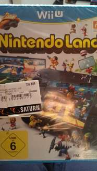 [Lokal Leonberg] Nintendoland Wii U