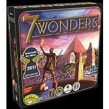 [Toysaurus-Paypal-Gutschein] 7 Wonders 25€ (ggf 2,95 Versand)