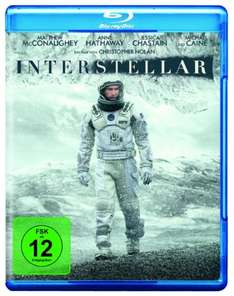 Interstellar [Blu-ray]  12.90€ @Amazon.de Prime