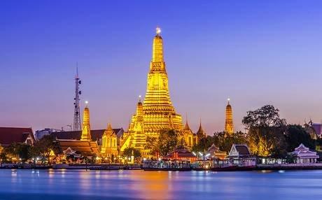Flüge: Barcelona - Bangkok - Berlin im Mai & Juni ab 300€ (via Amman)