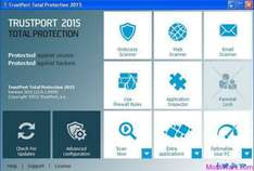 TrustPort Total Protection 2015 1 Jahr gratis