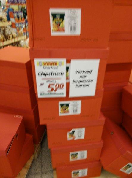 Chipsfrisch Ungarisch 60 mal 20g für 5 Euro Lokal Ratio Ratingen