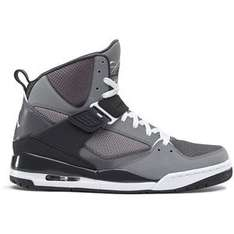 [nike.de] Jordan Flight 45 High black/cool grey/anthracite