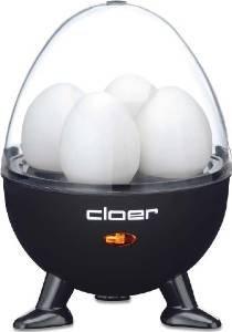 """[Media Markt] CLOER Eierkocher (6030 schwarz/ 6031 weiß) """"Running Egg"""" für 12 €"""
