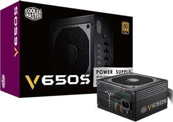 Cooler Master Netzteil 80 PLUS Gold 650W  für 84,90€ @ ZackZack