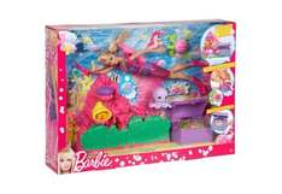 [Deal Club] Mattel Barbie Y9347 - Ich wäre gern... Schatz-Taucherin, Puppe