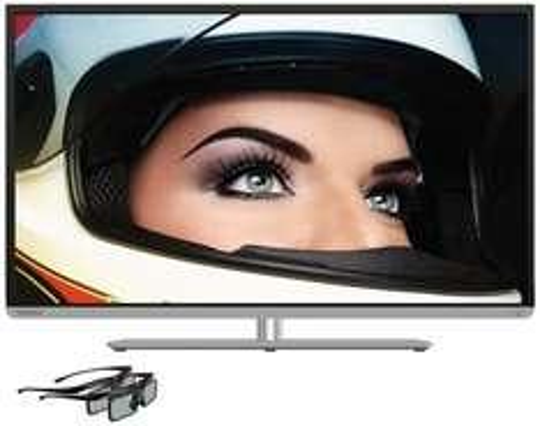 [Amazon/Hitmeister] Toshiba 40L5441DG 102 cm (40 Zoll) 3D LED-Backlight-Fernseher (Full HD, 200Hz AMR, DVB-T/-C/-S, Smart TV, WLAN, USB-Recording inkl. Timeshift, Hbb-TV) schwarz für 349,43€