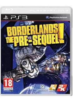 Borderlands: The Pre-Sequel (PS3/Xbox360) für 19,44€ @Base.com