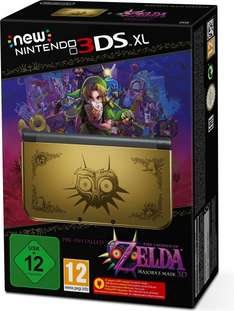 New 3DS XL Zelda-Version für 229,99€ bei Amazon