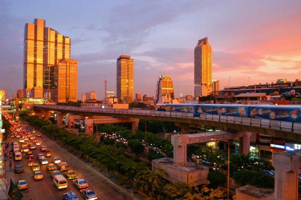 Bangkok im Juni für 360€