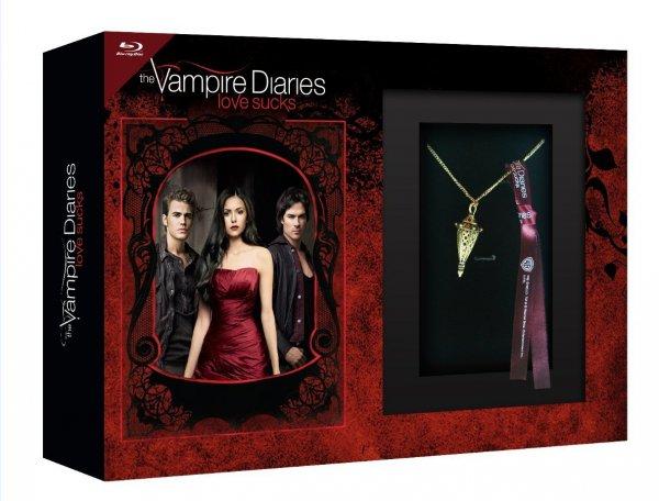 Vampire Diaries - Saisons 1 à 4 [+ Goodies] Blu Ray 44,04€ @amazon.fr