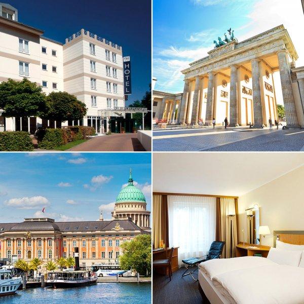 Luxus Wellness Reise 4* NH Hotel Berlin Potsdam 3 Tage Kurzurlaub 2 Personen, 99,- EUR @ ebay WOW