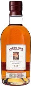 [Ringeltaube] 1 Liter: Aberlour Single Malt Whisky Sherry Cask 12 Jahre, 43%