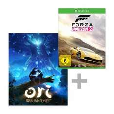 Forza Horizon 2 & Ori and the Blind Forest für Xbox One - 39€ @ Comtech.de