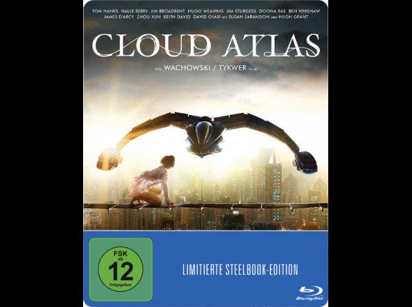 Cloud Atlas - Steelbook auf Saturn.de 9,99€ (+ evtl. 1,99 Versand)
