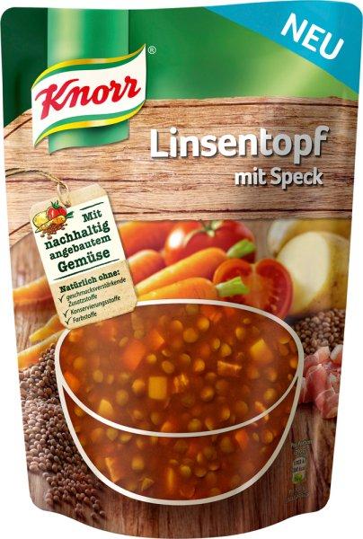 Knorr Linsentopf Gratis bei Amazon -Wieder welche verfügbar-