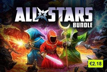 [Steam] All Stars Bundle für 1,83€ / 2,18€ @ Bundle Stars (Tropico 4 / STALKER Clear Sky / System Shock 2 / Deponia / +4 weitere Top Games)