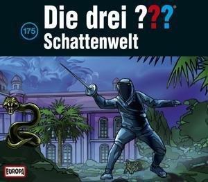 Die drei ??? (Fragezeichen) 175. Schattenwelt 3 CDs für 12,46€ vorbestellen / MC 8,01€ @ Thalia.de / buch.de [Jubiläumsfolge]