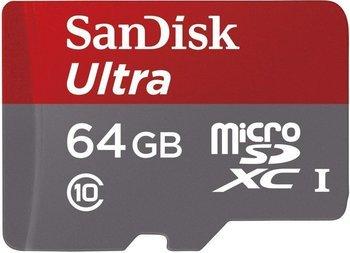 Mediamarkt Online/Offline SanDisk 64GB microSDXC 48MB/s 19,99€