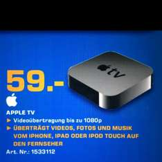 Apple TV [lokal] @SATURN.STUTTGART