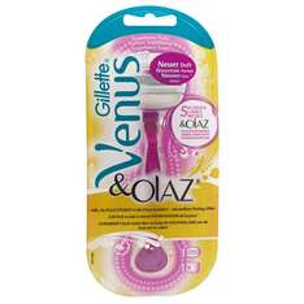 [ROSSMANN] Gillette Venus & Olaz Sugar Berry (Abverkauf + Coupon)