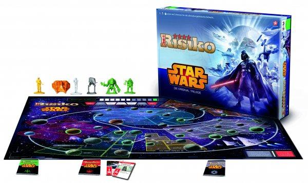 """[Toys'r'us] 20% Rabatt auf Spiele von MB, Hasbro und Parker *** Risiko """"Star Wars"""" für 33€ = 32% Ersparnis"""