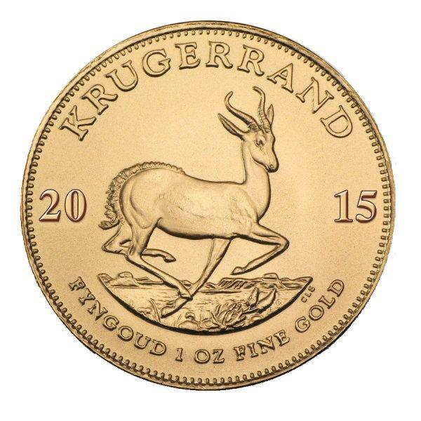 [eBay WOW] 1 Unze Krügerrand zum Goldpreis (Spot!)
