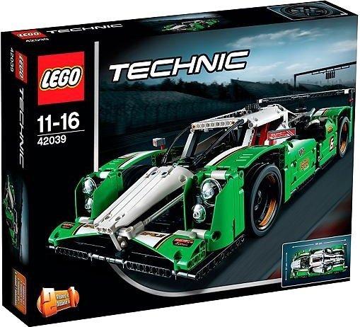 [Toys'R'Us] Neu Lego Technic Langstrecken-Rennwagen 42039 für 75,99€ (Idealo: 89,90€)