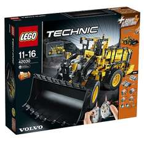 Lego Technic 42030 Volvo Radlader L350F für 149,98 bei Zahlung mit Paypal
