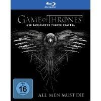 Game of Thrones - Staffel 4 (Blu-ray) für 28€ @Saturn