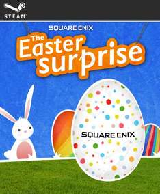 """[Steam] The """"Square Enix"""" Easter Surprise"""