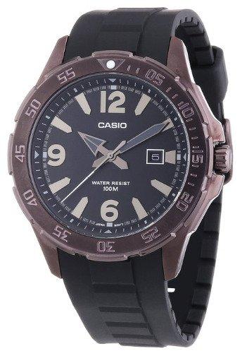 [Amazon] Casio MTD-1073-1A1VEF Herrenuhr mit Resin-Armband für 36,65€ incl.Versand!