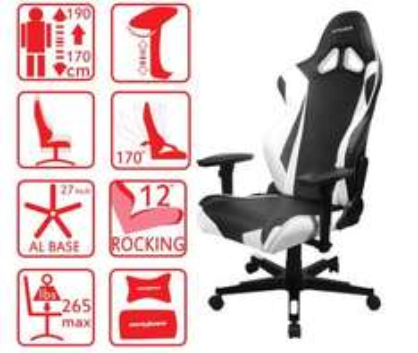 [Lokal] DXRacer R-Series Gaming Stuhl bei Möbel Zurbrüggen