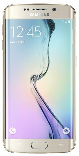 Samsung Galaxy S6 Edge Smartphone GOLD 64GB (Preisfehler!) für 69,90€ @ Amazon