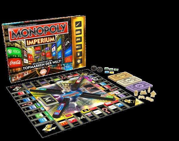 "[Baby-Markt.de] Hasbro ""Monopoly Imperium"" für 18€ = 20% Ersparnis"